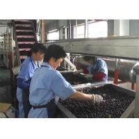 Buy cheap Turn Key Project Bottle Hot Filling Fruit Juice Processing Line 1000L / H from wholesalers