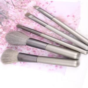 Quality Unique Design Complete Makeup Brush Kit Face Soft Bristle Type Skin Friendly for sale