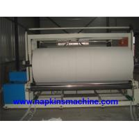 Buy cheap High Capacity Big Paper Toilet Roll Cutting And Rewinding Machine product