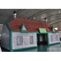 Buy cheap Inflatable Large Portable Pubs Fantastic Fire Resistance Blow Up Bar product