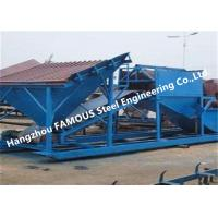 Quality Structural Steel Frames for Stacker Feed Conveyor and Bridge Reclaimer Hopper for sale