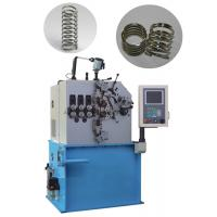 Buy cheap CNC Spring Coiler Low Noise , Compression Spring Making Equipment 150 pcs/Min product
