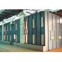 China 15m Spray Booths for Truck, Van, Camper HX-1000 on sale