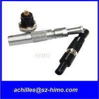 IP50 2pin female and male lemo push pull industrial circular connector