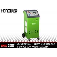 Quality Hunt Leakage Automotive AC Recovery Machine With High Duty Vacuum Pump for sale