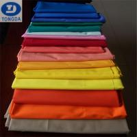 Quality T/C 110X76 /96X72 COLOUR FABRIC for sale