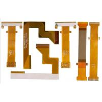 Quality Double Sided Multilayer Flexible Circuit Board Control Feel Smooth 0.05mm - 1.0mm for sale
