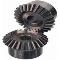Quality CNC Machined Straight Hardened Steel Bevel Gear For Mining/ Hydraulics for sale