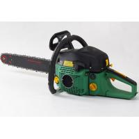 Buy cheap 2 Stroke Gas Power Chain Saw 4500 with 45cc displancement 20 inch bar product