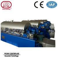 Quality Titanium Chlor - Alkali Decanter Centrifuges For Sludge Dewatering for sale