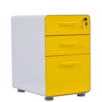 Quality Three Drawers movable drawer cabinet Living Room Furniture for sale