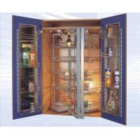 Quality Kitchen Pantry Pull Out Pantry Pantry Organizer D-H127-A for sale