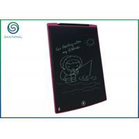 Quality 12'' Electronic LCD Writing Tablet For Kids  / Paperless LCD Drawing Pad for sale