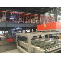 Buy cheap Magnesium Oxide Ceiling Board And Sandwich Wall Panel Making Machine 1 Years from wholesalers