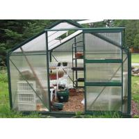 Quality Customized Size Home Garden Greenhouse Black White Color Minimum Maintenance for sale
