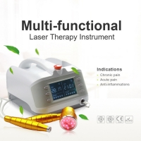 China 650nm 808nm Infrared Red Laser Therapy Device For Pain Relief on sale