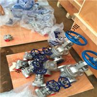 China API 602 Forged Steel Globe Valves on sale