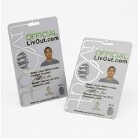Quality Customized Printing Photo ID Card Rfid Standard Loyalty Card for sale