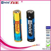 Buy cheap cheap products of 1050mah 1.5v aaa am4 lr03 alkaline battery product