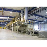 Quality Electric Heating Aluminum Continuous Brazing Furnace Low Energy Consumption for sale