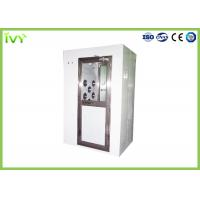 China Single Person Air Shower System Equipment 99.99% Hepa Filter Efficiency At 0.3μm on sale