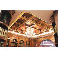 Quality Tin Texture 3D Ceiling Tile European Style Wallpaper Light Weight and Eco friendly 600*600 mm for sale