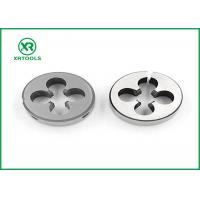 Quality Customized Size Thread Cutting Dies , Left Hand Dies For Making Outer Threads for sale