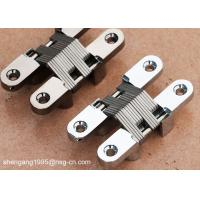 Buy cheap Soss Concealed Hinges / Furniture Soss Type Zamak Invisible Hidden Hinges from wholesalers