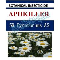 Quality 5% Pyrethrums AS, Pyrethrin, biopesticide, organic insecticide, botanic, natural for sale