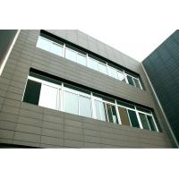 Quality 100% Green Bamboo Decorative Wall Panels , Fireproof Bamboo Exterior Wall Cladding for sale