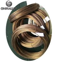 Quality 0Cr25Al5 Diameter 3.0mm Heat Resistant Wire Fecral Gold 700 Mpa Tensile Strength for sale