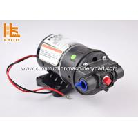 Quality ITT 12/24V FLojet High Pressure Water Pump Road Roller Parts For Bomag for sale