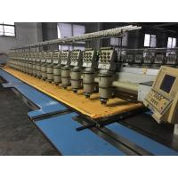 China Computer Controlled Embroidery Machine , Commercial Monogramming Machine on sale