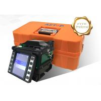 Quality AT-70S Fusion Splicer Fiber Optic Cable Testing Equipment For Splicing Fibers for sale