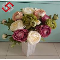 Quality Artificial Floral Silk Flower for Home Office Decor and Bonsai for sale