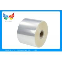 Quality PS Labels PET Release Film Liner Heat Sealable Polyester Film High Tensile Strength for sale