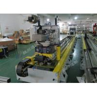 Quality High Safety Robot Rail System For Polishing And Grinding Axis Up To 70m for sale