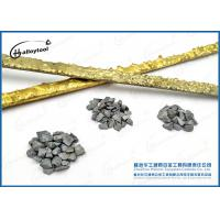 Copper Tungsten Carbide Hardfacing Electrodes For Cutting And Grinding