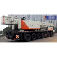 Quality Chinese Zoomlion Used Mobile Crane Used QY35V/QY130H Truck Crane for sale