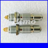 China 3 pin 00B IP50 metal electronic military connector on sale