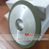 Quality Popular Diamond resin grinding wheel diamond profile wheel gina@moresuperhard.com for sale