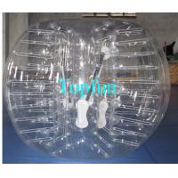 Quality Custom Inflatable Bumper Ball , PVC / TPU Inflatable Sport Play Body Bumper for sale
