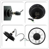Quality High Speed Brushless Bicycle Hub Motor Kit Direct Drive Brushless Dc Hub Motor for sale