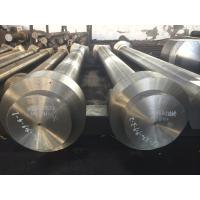 Custom Made Forged Steel Rolls , Piston Rod , Tee Coupling for Ship Building