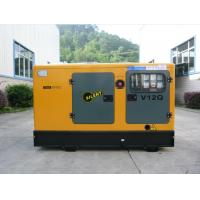 Quality V12Q Quanchai Diesel Generator Supersilent Type 1500RPM 3Phase for sale
