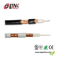 Buy cheap RG6 COAXIAL CABLE CCTV CATV CABLE product