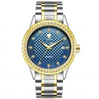 Quality Diamond case automatic gold watch fashion wrist watches great gift for christmas man watch for sale