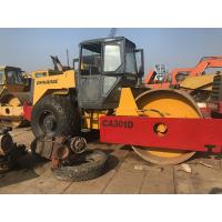 Quality Self Propelled Vibratory Used Road Roller Dynapac CA301 2005 Year Road Construction Machinery for sale