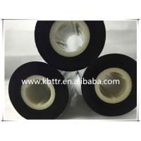Quality Plastic core wash resin thermal ribbon for Domino printer for sale