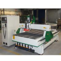 Linear ATC CNC Wood Router Machine with 9kw HSD spindle for cabinet